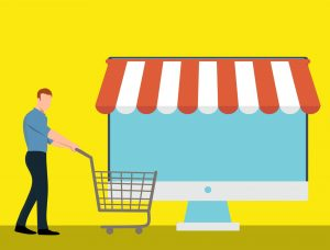 simple checkout and delivery process