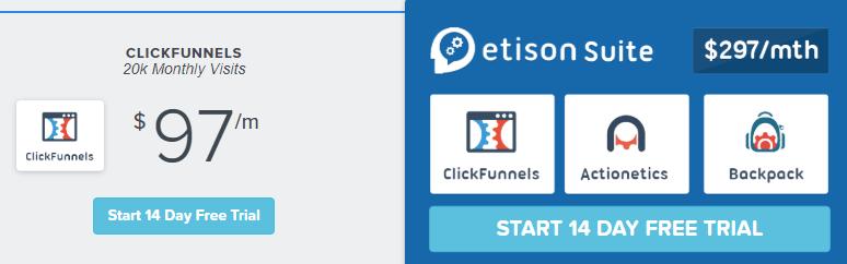 click funnel membership